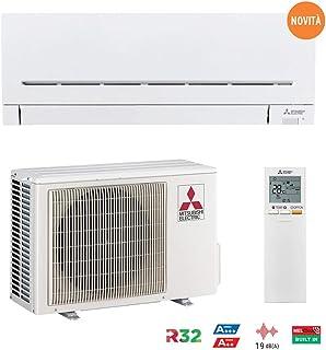 Mitsubishi DC Inverter Multisplit 12000 BTU con Telecomando MXZ-2HA40VF 4,0 kW MSZ-HR25VF 9000 Climatizzatore Condizionatore Dual Gas R32 MSZ-HR35VF