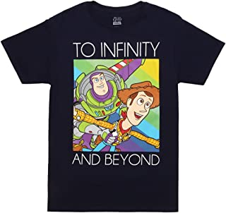 Toy Story to Infinity and Beyond Adult T-Shirt