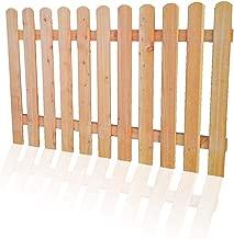 Recinzione In Legno Per Giardino Fai Da Te.Amazon It Mega Holz Ringhiere E Staccionate Pavimenti Di