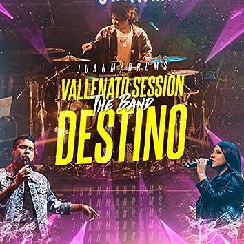 Destino (Vallenato Session) [En Vivo]