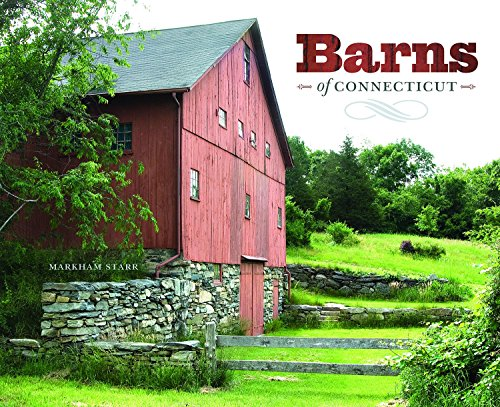 Barns of Connecticut (Garnet Books)