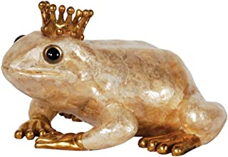 Timeless Reflections by AFD Home1 0818498 TGolden Capice Frog Prince Home Decor