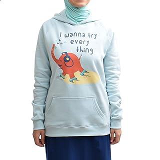 NAS Trends Hoodie Full Sleeve For Women