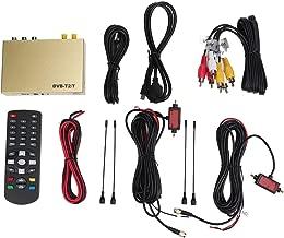 Car Mobile TV Tuner Hd DVB - T2 Mobile Digital TV Receiver Turner Car TV Box