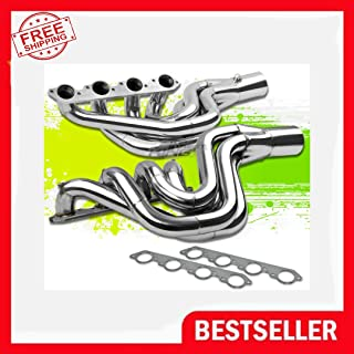 STAINLESS STEEL MANIFOLD HEADER/EXHAUST CHEVY BIG BLOCK JET BOAT H20 INJECTED