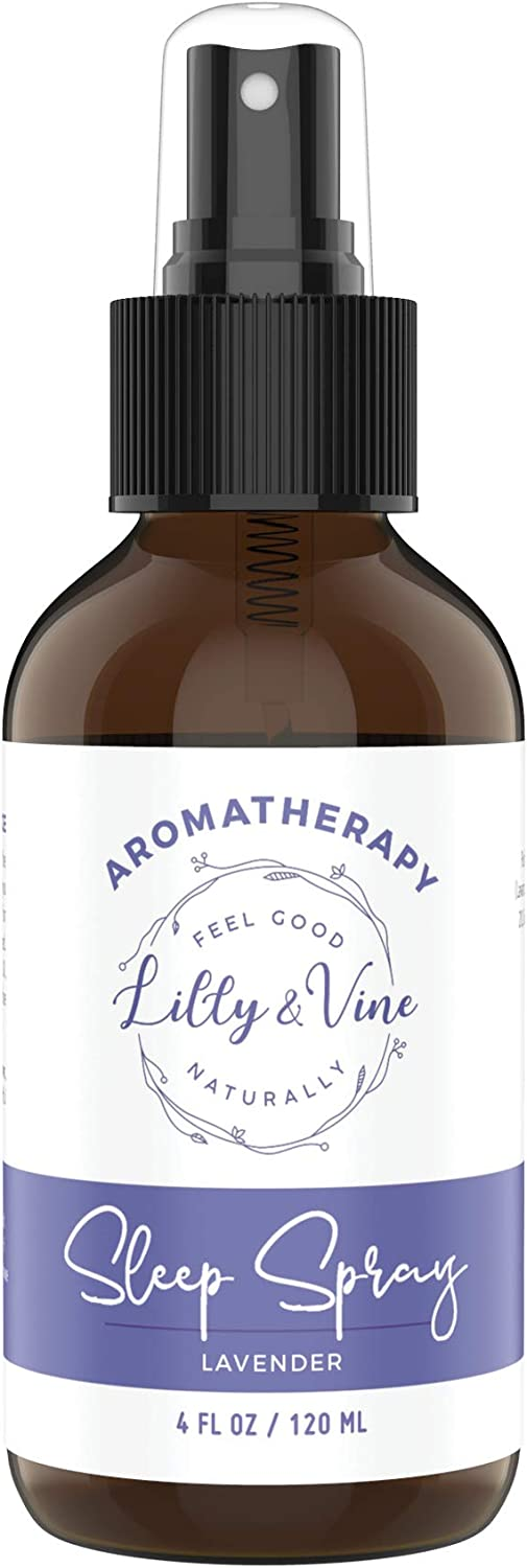 Lilly At the price Vine Essential Lavender Sprays Store Oil