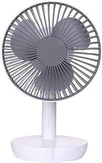 CJW Directo de fábrica de Gran Capacidad Viento Grande Simple Ventilador de Escritorio portátil 5 Archivos de Ajuste de Vi...