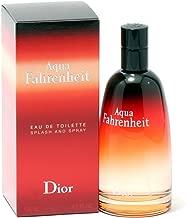 CHRISTIAN DIOR Aqua Fahrenheit For Men Eau De Toilette Spray, 4.2 oz