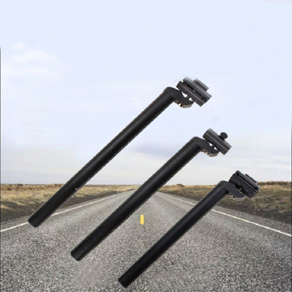 LIOOBO Adaptador de Tubo de Tija de Sill/ín de Bicicleta de Aleaci/ón de Aluminio 27.2 Vuelta 30.9 Tija de Sill/ín de Reducci/ón de Tija de Sill/ín para Bicicleta de Monta/ña Bicicleta de Carretera MTB