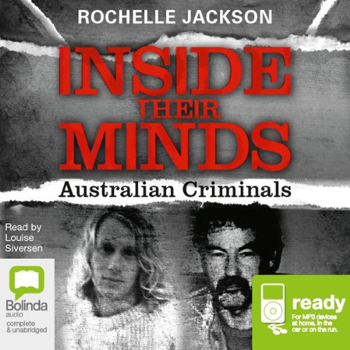 Inside Their Minds audiobook cover art