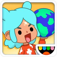 All Toca Life apps in one World 50+ locations available to buy Characters can go anywhere Add over 300 characters Buy new stuff and get surprises