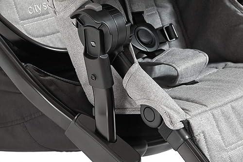 Baby Jogger City Select LUX adaptateurs pour deuxième siège
