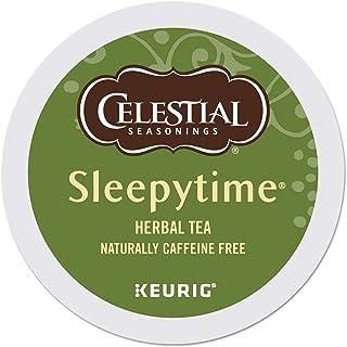 Celestial Seasonings Sleepytime Herbal Tea, Single-Serve Keurig K-Cup Pods, 24 Count