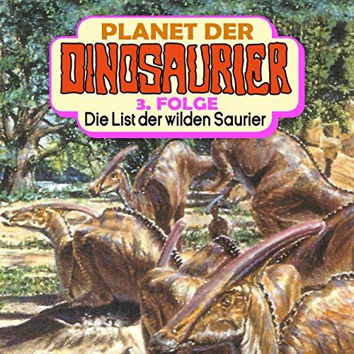 Die List der wilden Saurier Titelbild