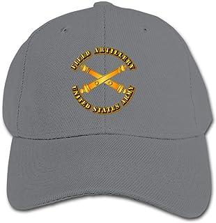 ADGoods Kids Children Army Field Artillery Baseball Cap Adjustable Trucker Cap Sun Visor Hat For Boys Girls Gorra de béisb...