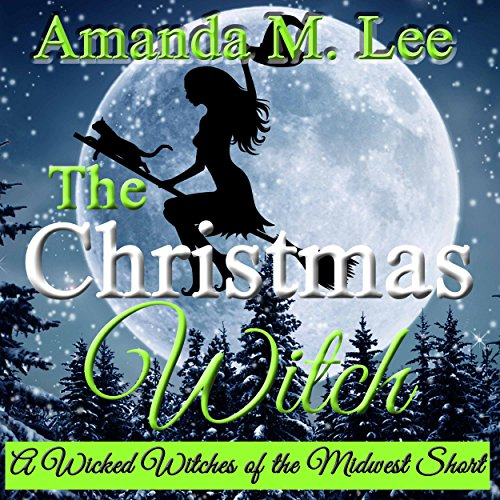 The Christmas Witch audiobook cover art