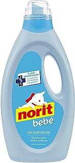 Norit Ropa de Bebé y Pieles Atópicas Detergente Líquido