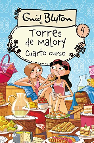 Torres de Malory #4. Cuarto curso: Nueva Edición
