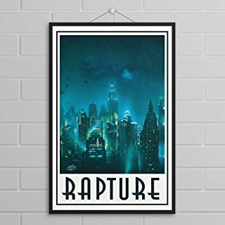 Welcome to Rapture; Gaming Poster