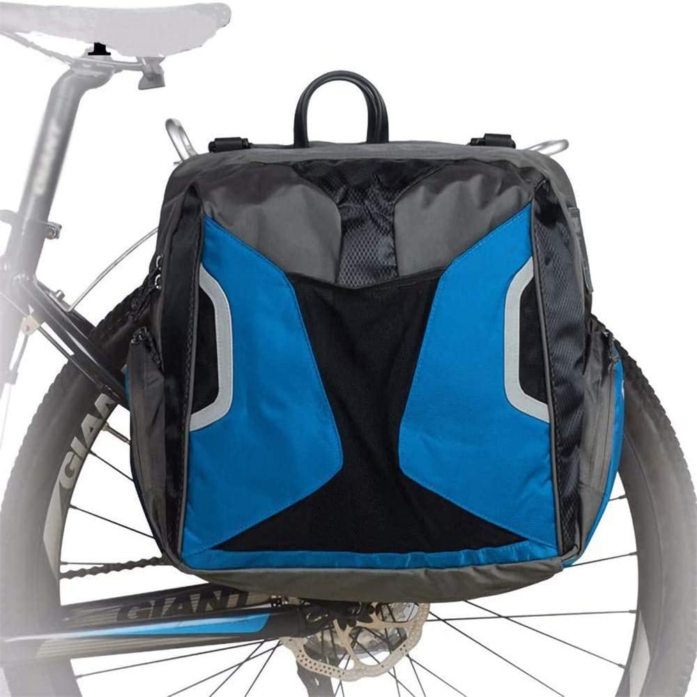 YSHUAI New Luggage Los Angeles Mall Carrier Bag Animer and price revision Seat Capacity High Bicycle Back