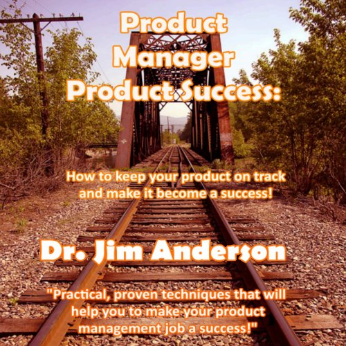 Product Manager Product Success audiobook cover art