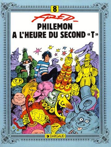 Philémon, tome 8 : A l'heure du second \