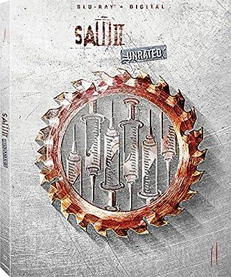 SAW 2 BD + DGTL FRANCHISE LINE LOOK [Blu-ray] by Artisan / Lionsgate
