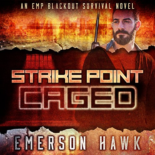 Strike Point - Caged audiobook cover art