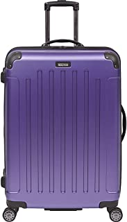 Kenneth Cole Reaction Renegade 28 Inch Expandable Upright Suitcase Purple