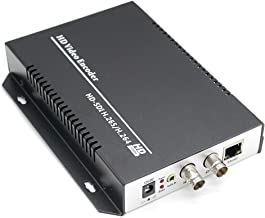 ORIVISION H265/H264 SDI Video Encoder 1080P@60hz SDI to RTMP/RTMPS HTTP RTSP FLS FLV IP straming Video Encoder