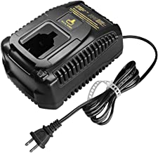 ERJER DC9310 Fast Replacement Battery Charger for Dewalt 7.2V-18V NI-CD NI-MH Battery (Not for Lithium Ion Battery) DC9096 DC9098 DC9099 DC9091 DC9071 DE9057 DW9096 DW9094 DW9072