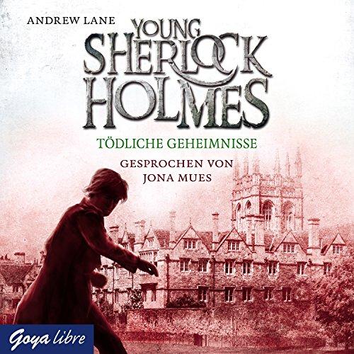 Tödliche Geheimnisse     Young Sherlock Holmes 7              Autor:                                                                                                                                 Andrew Lane                               Sprecher:                                                                                                                                 Jona Mues                      Spieldauer: 4 Std. und 6 Min.     36 Bewertungen     Gesamt 4,8