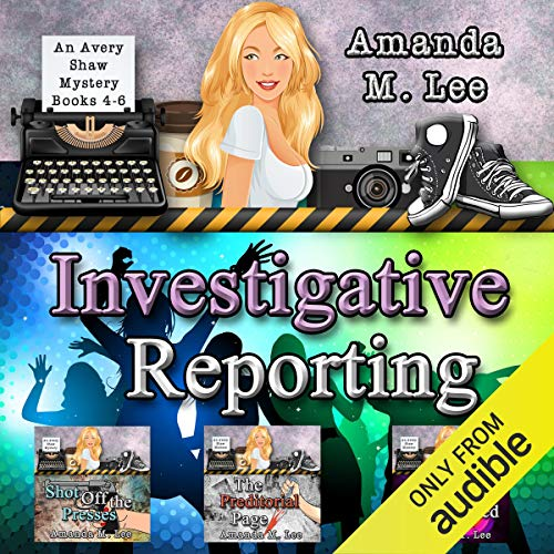 Investigative Reporting cover art