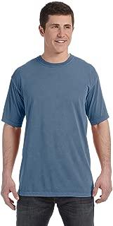 4017 - Garment Dyed Ringspun Short Sleeve T-Shirt