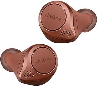 Jabra Elite Active 75t earbuds - Passive Noise Cancelling trådlösa sports earphones med lång batteritid för samtal och mus...