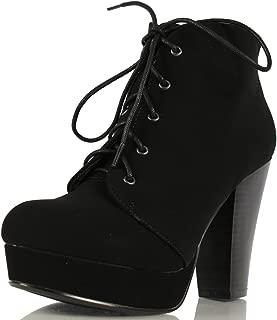 Best fabric high heel boots Reviews