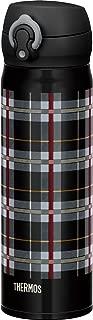 サーモス 水筒 真空断熱ケータイマグ 黑