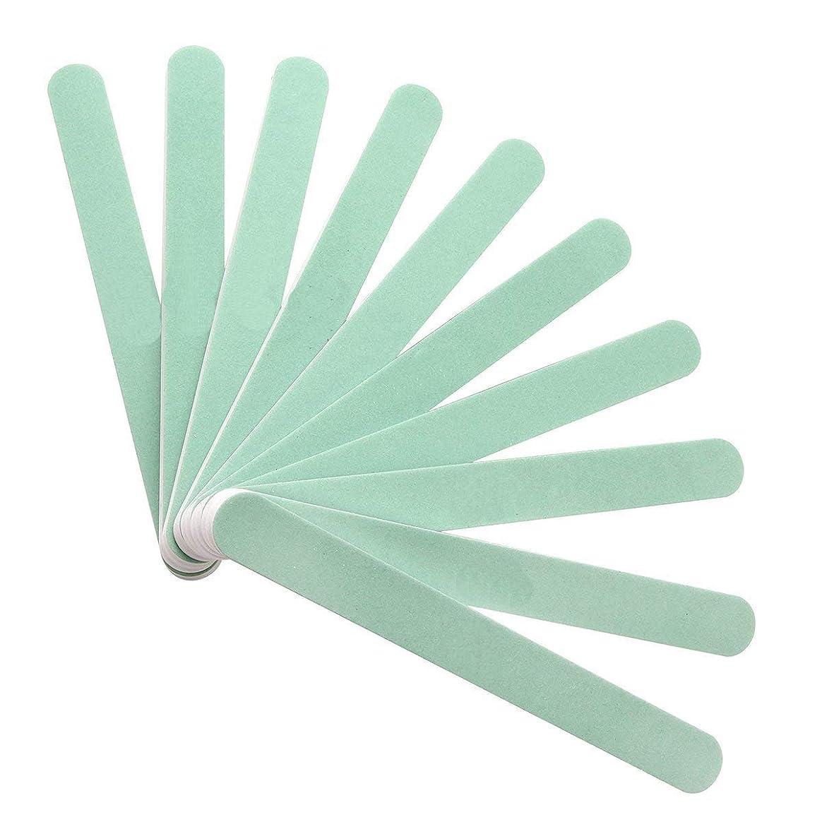 ボックス分析的な広々10本入バッファーグリットバッファー爪 磨き ネイルシャイナー ネイルをつやつやにスポンジファイルソフトファイル
