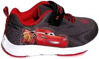 Disney Pixar Cars Lighted Toddler Boys Athletic Sneaker