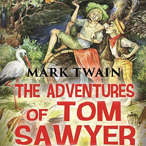 Adventures of Tom Sawyer cover art