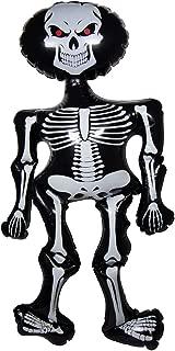 CREATIVE Inflables Esqueleto, 30 x 70 cm: Amazon.es: Juguetes y juegos