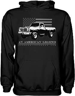 1st First Gen Dodge Ram Apparel American Flag Hoodie Sweatshirt