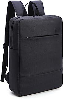 STL リュック 通勤 通学 ビジネス パソコン メンズ 軽量 薄 A4書類鞄 バックバッグ シンプル 15.6インチpc A4サイズ対応 大容量 通気 ラップトップ 出張