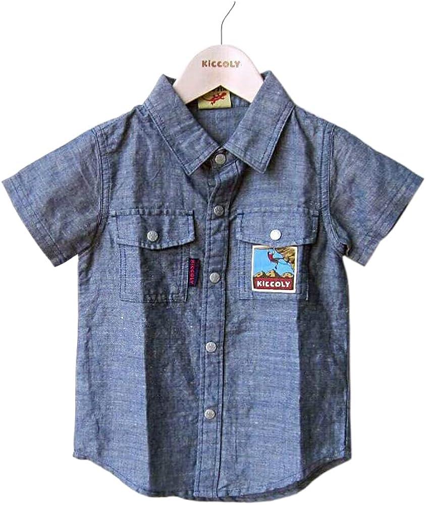 KICCOLY Boys' Shirts