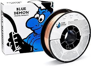 Blue Demon ER70S6 X .035 X 11LB Spool Carbon Steel Welding Wire