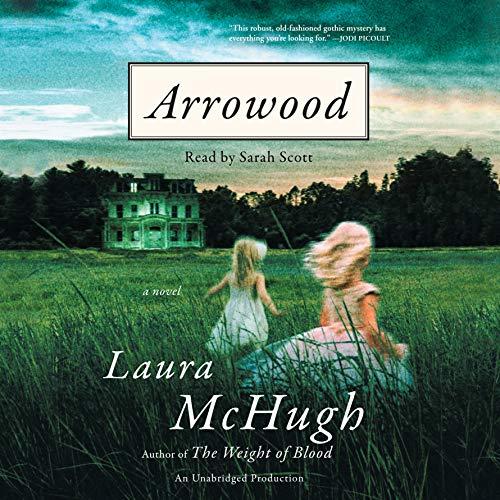 Arrowood audiobook cover art