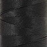 Omega #2 Nylon Thread (Black)