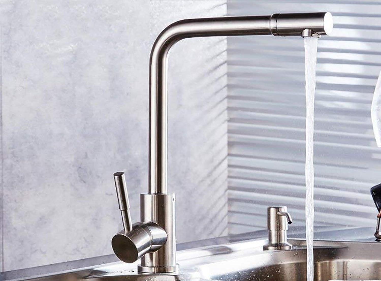 DYR Faucet Kitchen Faucets, redatable Water Hoses, Single Lever Mixer (color  3 )