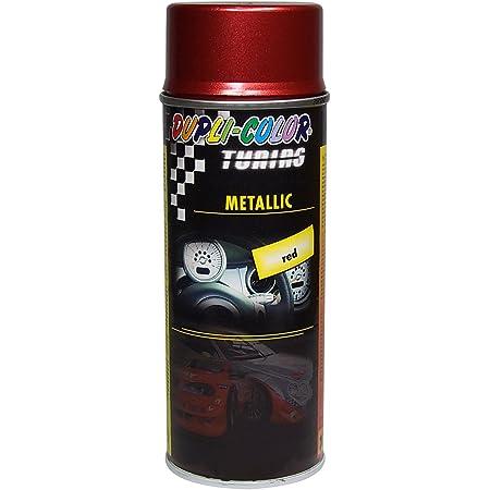 Tristarcolor Motorradlack Spraydosen Set Für Kawasaki A5 Candy Red Metallic Grundlack Basislack Sprühdose 400ml Auto