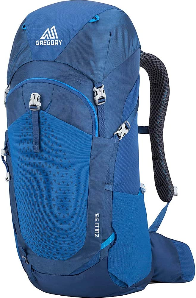 Gregory Mountain Products Zulu 67% OFF of fixed price 35 Hiking Men's Liter Backpack OFFicial site